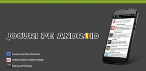 aplicatie cu jocuri pe android