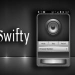 Asculta posturi de radio cu Swifty