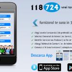 118724 – serviciu de informaţii telefonice
