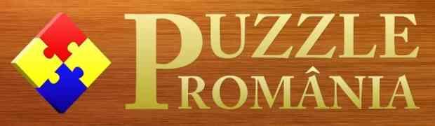 Joc Puzzle Romania