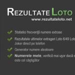 Aplicatie cu rezultate loto pe Android