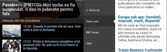 Ziare.com si-a lansat aplicatia pe Android si iOS