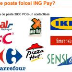 ING Pay – platesti cu telefonul consumatia