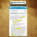 Lege5 - Aplicatia care iti ofera legislatia romaneasca si europeana, actualizata la zi