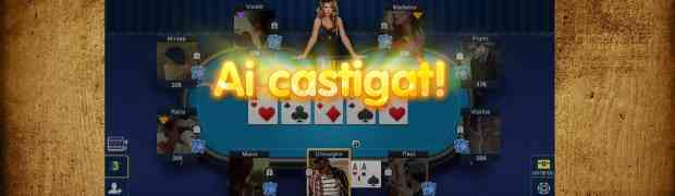Aplicatia Poker Romania disponibila in Google Play