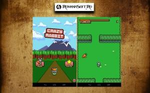 Joc nou pe Android: Crazy Rabbit