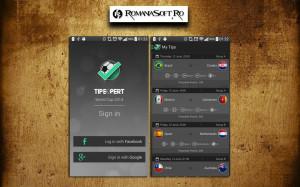 TipExpert este un joc in care utilizatorii concureaza facand pronosticuri pe meciurile de fotbal