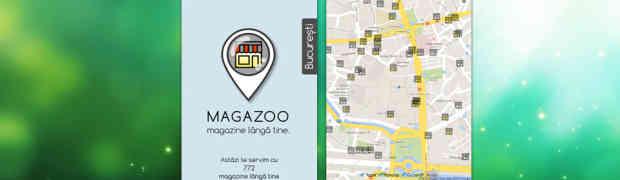 Magazoo - Magazine langa tine