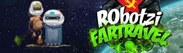 RObotzi Fartravel - Ajuta-i pe cei doi Robotzi sa navigheze prin spatiu