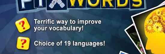 PixWords™ - noua provocare fantastică în materie de puzzle-uri de cuvinte!
